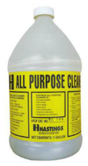 One gallon all purpose cleaner