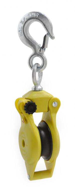 Campbell Handline Block w/Swivel Hook CHB300