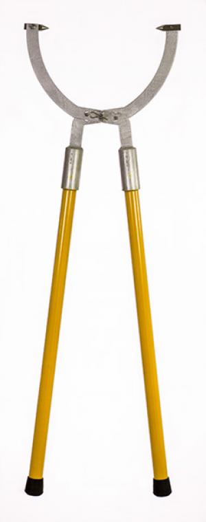 Utility Pole Lifting Tongs